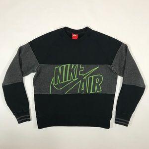 Nike Heritage Crewneck Sweatshirt Size Medium